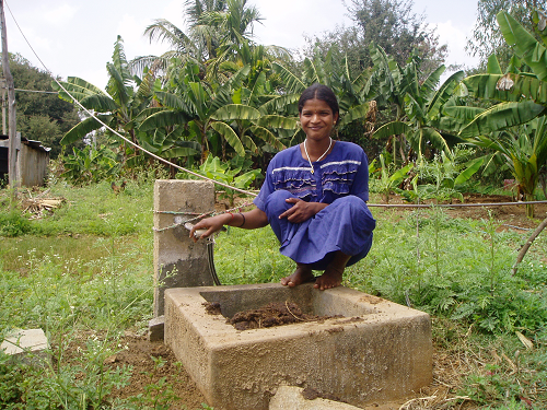 India biogas project - gender equality