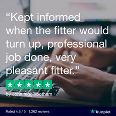 Customer review - John Higginbotham