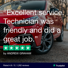 Customer review - Andrew Graham