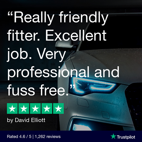 Customer review - David Elliott
