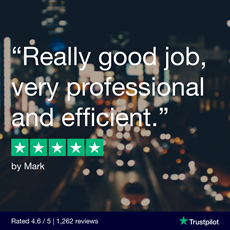 Customer review - Mark