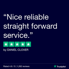 Customer review - Daniel Clover